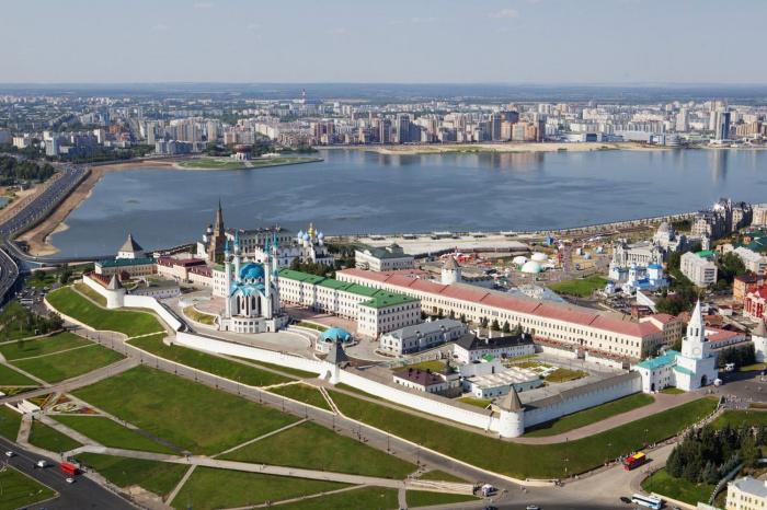 Казань претендует на звание «Город трудовой доблести» (+проголосовать)