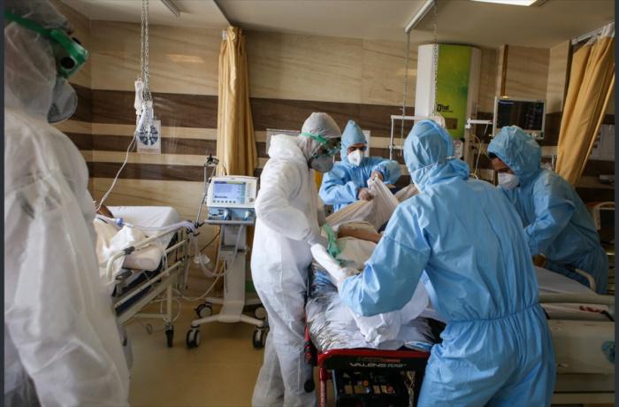 В Иране – новый рекорд по суточному числу жертв коронавируса