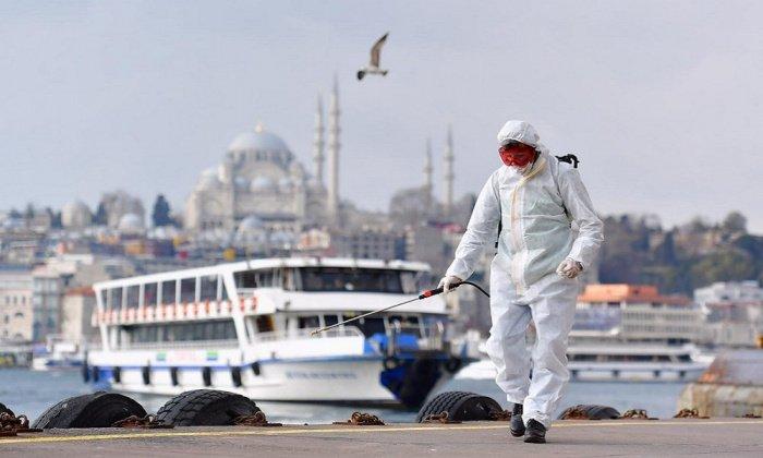 В Турции запретят продажу всего, кроме продуктов и средств гигиены
