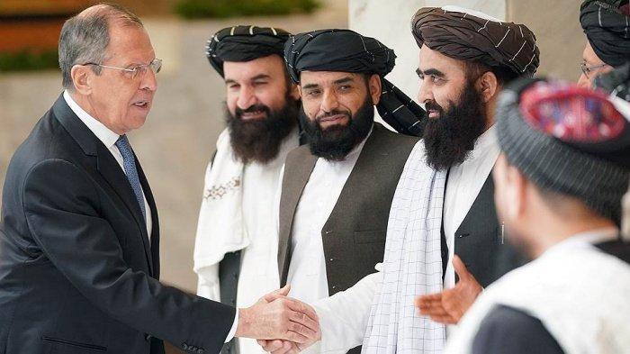 В Кремле оценили возможность исключения «Талибана» из реестра запрещенных организаций